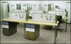 H-6485 Instrumentation and Calibration Bench Scene
